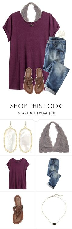 """""""Update and winners of my contest in DESCRIPTION!!! READ"""" by thedancersophie ❤ liked on Polyvore featuring Kendra Scott, H&M, Wrap and Tory Burch"""