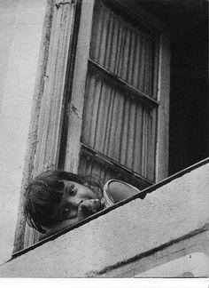 "2000-lightyearsfromhome:  "" Lisboa, Cidade Triste e Alegre "" de Victor Palla e Costa Martins 1956-59  window prayer"