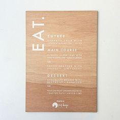 Weddings & Events | Peep Designs