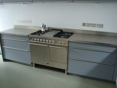 Stainless Steel Standard Worktops