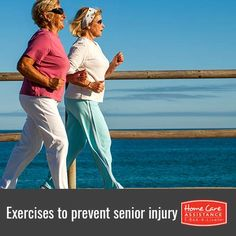 How Exercise Can Prevent Injury in the Elderly