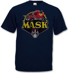 Urban Backwoods Mask Vintage Logo Men T-Shirt Cool Items, Tv Series, Masks, Retro, Cartoon, Logos, My Style, Mens Tops, T Shirt