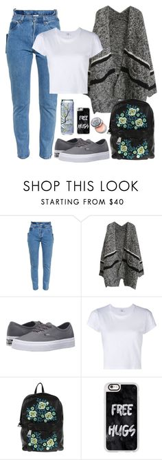 """""""Back to school Cross Gene inspired // Sangmin"""" by berrie95 ❤ liked on Polyvore featuring Vetements, Vans, RE/DONE, Christopher Kane, Casetify, Bobbi Brown Cosmetics, BackToSchool, Crossgene, kpopoutfits and sangmin"""