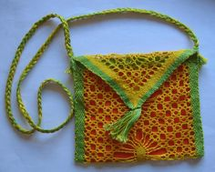 renda de bilros / bobbin lace malas / bags Needle Lace, Bobbin Lace, Craft Bags, Straw Bag, Pillows, Crafts, Accessories, Albums, Patterns