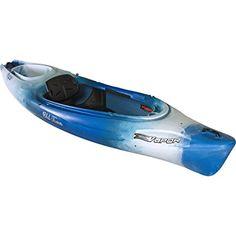 Amazon.com : Old Town Canoes & Kayaks Vapor 10 Recreational Kayak, Cloud : Sports & Outdoors