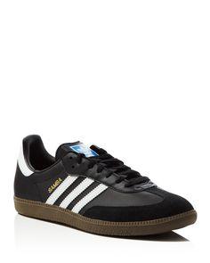 Adidas Samba Lace Up Sneakers