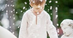 Etsy find of the day - linen boys shirt