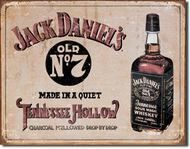 Jack Daniels Sign Tennessee Hollow