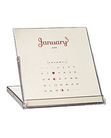 Clip-Art Calendar - Martha Stewart Crafts