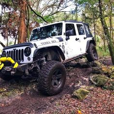 Anthony C. is ready to blaze the trail in his ultra-rugged JK Wrangler!