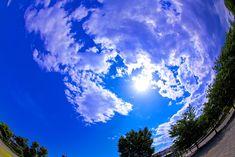 「魚眼 公園」の画像検索結果 Lens, Clouds, Outdoor, Outdoors, Outdoor Games, Lentils, Cloud