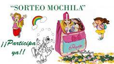 Sorteo de Mochila Princess.