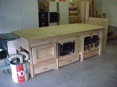 Workbench Features