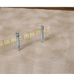 Yardstick Compass - Item # YC2 - $8.99 @ www.nancysnotions.com