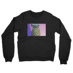 Retro Pineapple Sweater I Shop, Pineapple, Graphic Sweatshirt, Retro, Sweatshirts, Sweaters, Shopping, Clothes, Fashion