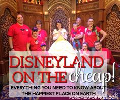How to do Disneyland on the cheap...especially with kids! A 3-part series with everything you'd ever need to know about going to Disneyland. SO MUCH good info! Pin now, read later. From FunCheapOrFree.com