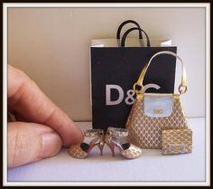 D & C. Jorgelina Ferreyra #miniatures