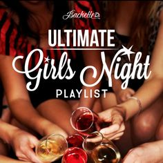 Hey darlin'! Do you need to kick your girls' night up a notch? Don't worry...your girls' night fairy-god-mother is here to help! We've created the Ultimate Girls' Night playlist so you can focus on having a good time and not on picking out the perfect tunes...because, well we've already done it! It's filled with Beyonce, Rihanna, Maroon 5, and Katy Perry just to name a few. But that's not all! We've also thrown in plenty of fab throwbacks such as tracks from TLC, Britney Spears and Gwen…
