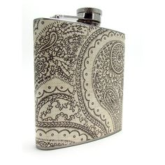 there are so many cute flasks on this etsy page, but this one is my favorite