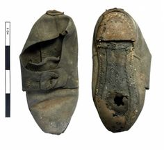 The strange reason why this old shoe was hidden in a wall at a British university | The Washington Post