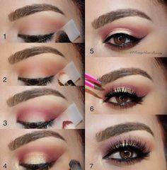 Descubre cómo hacer este impresionante maquillaje paso a paso