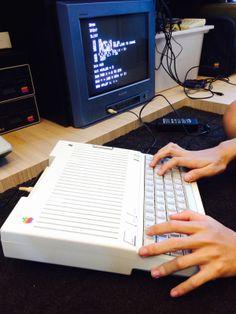 Programming on the Apple //c