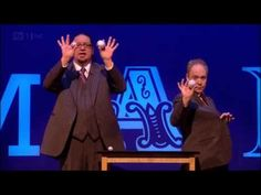 Masters of Magic Penn and Teller, Amazing tricks Penn Jillette  born March 5, 1955
