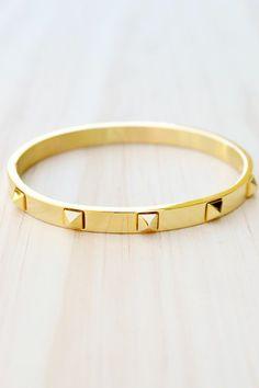 Pyramid Bracelet | STYLEADDICT.COM.AU