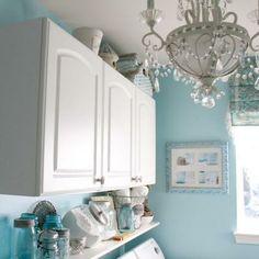 DIY::Lovely Laundry Room Refresh