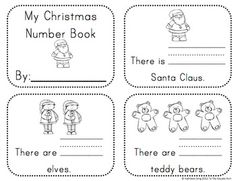 Kindergarten Christmas Math Activities and Centers Common Core Aligned
