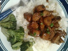 Bourbon Chicken | Genius Kitchen