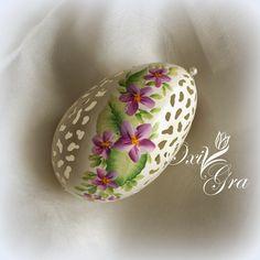 #OxiGra #pisanki #recznie #malowane #eggs #eastereggs #handpainted
