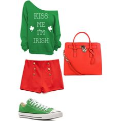 """""""sporty look"""" by kasia-kloc on Polyvore"""