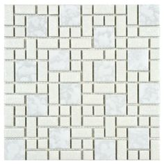 Somertile Academy White Floor and Wall Tile (Case of 10) | Overstock.com Shopping - Big Discounts on Somertile Wall Tiles