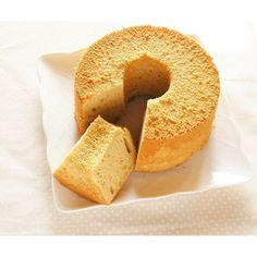 クミタス レシピ アーモンドミルクの米粉シフォンケーキ(乳、小麦不使用)