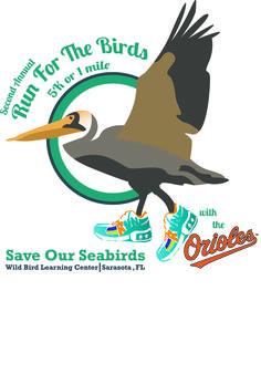 """Run for the Birds 2"" with the Baltimore Orioles @ Ed Smith Stadium   Sarasota   Florida   United States"