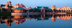 October 2013 Trip (Epcot Food & Wine Festival) -  Disney's Coronado Springs Resort