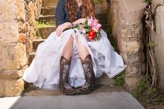 Spring Wedding Boots That Will Blow Your Mind!