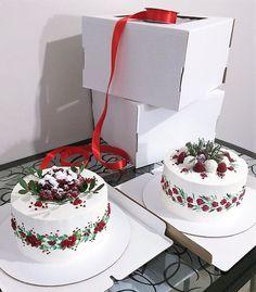 Перед отправкой любимым клиентам)#кремовыеторты #ягодныедесерты #ягодныеторты #cakecake #cake #бзк0201 #gdetort #russiancakes #creamcheese