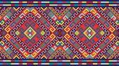 Українські етнічні безшовні Орнамент, #74, векторні — стоковий вектор