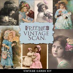 ❥ Vintage Photocards ***