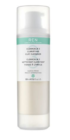 Caroline Hirons: REN Clearcalm 3 Clarifying Clay Cleanser - Review