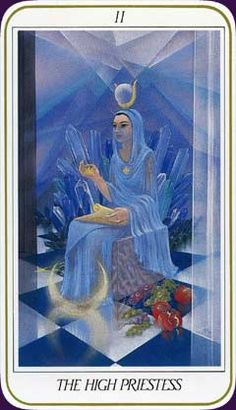 Shylah in A Twisted Magick reads tarot once she is fired from her teaching job. (Millennium Tarot)