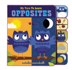 (Little Brown Books) Each durable book in the My Turn To Learn series is specially made for small hands!