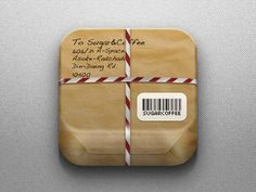 Dribbble - Carton Box Icon by Fareast Binsteera