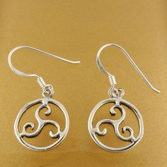 US $8.46 New without tags in Jewelry & Watches, Handcrafted, Artisan Jewelry, Earrings
