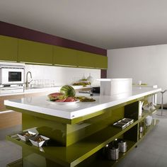 Cocinas modernas | Decoración de cocinas