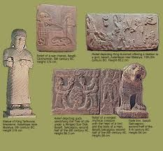 King Tarhunza of Malatya 8 th C. Ancient Near East, Ancient Art, Tree Of Life, Archaeology, Lion Sculpture, Wings, Creatures, Museum, Statue