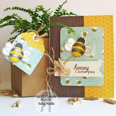 Honey, I Love You - Scrapbook.com