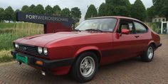 Ford Capri 1.6S mkIII (1979) - Athlon – Tour of the century